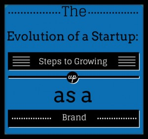 the evolution of a start up- steps to