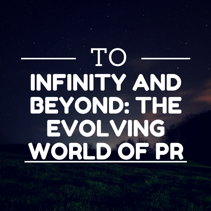 Infinity and Beyond- The Evolving World